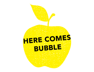 Here comes Bubble